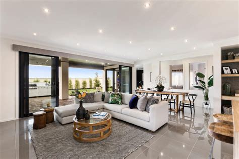 home design shows australia metricon designs a sleek contemporary home in australia