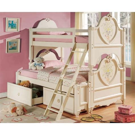 dollhouse twin bed 49 best images about bunk beds with drawers on pinterest