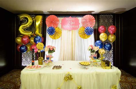 nivedhas st birthday party shilton tan photography