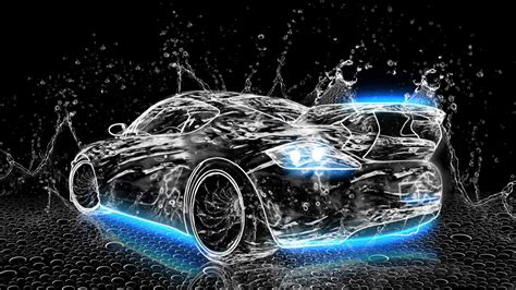 Car Neon Wallpaper by Neon Car Wallpapers Gallery