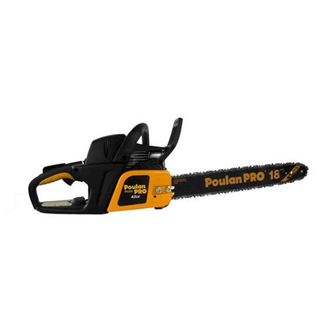 Poulan Pro Pp4218a Brc 18 Inch 2 Cycle Gas Chainsaw