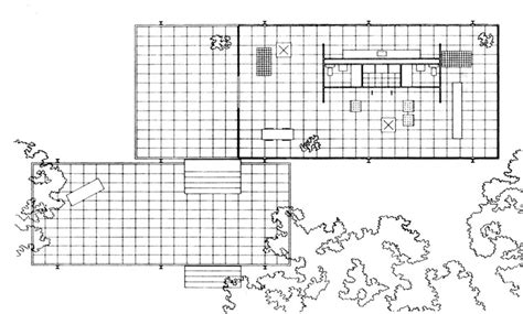 farnsworth house floor plan dimensions ideas and forms on the construction of pertinent form