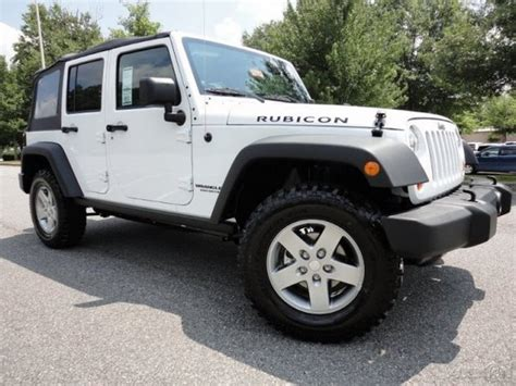 Jeep Rubicon 2012 2012 Jeep Wrangler Rubicon Pictures Car Review Top Speed