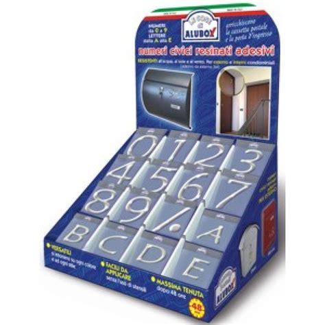 cassette postali condominiali normativa espositore da banco 80 numeri civici in resina adesiva