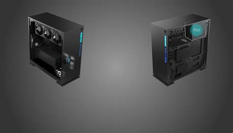 Casing Mid Tower In Win 303 Nvidia Edition inwin 303