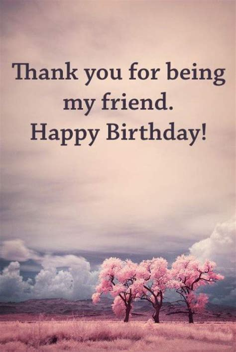 Friendship Birthday Quotes 32 Best Thank You Quotes And Sayings