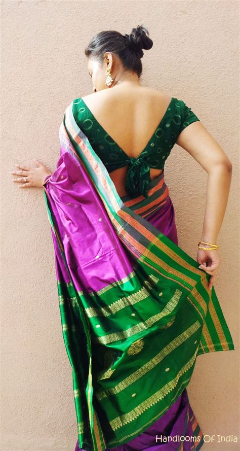 Narayan Blouse narayan peth saree indian ethnic sarees