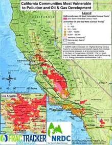 california fracking map burden of the boom who will pay the price for fracking in