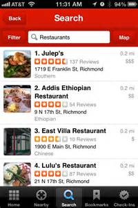 Yelp Restaurant Local Restaurants And Yelp Are You Doing It Wrong The