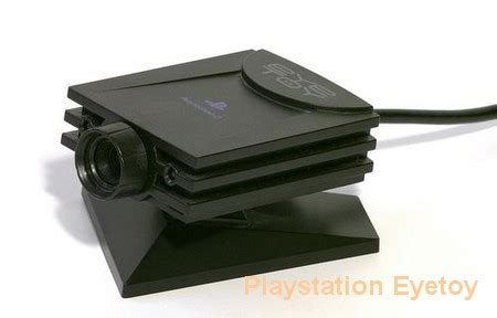how to use the playstation eyetoy on windows