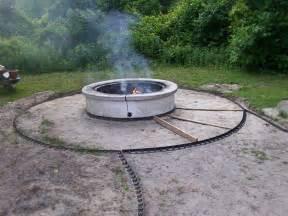 cement pit concrete pit pit design ideas