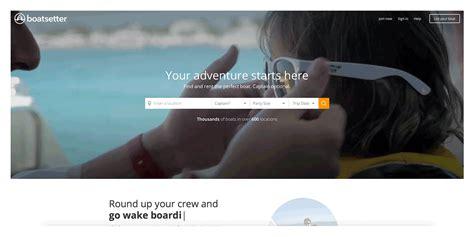 boatsetter app online booking app development a full guide for your business