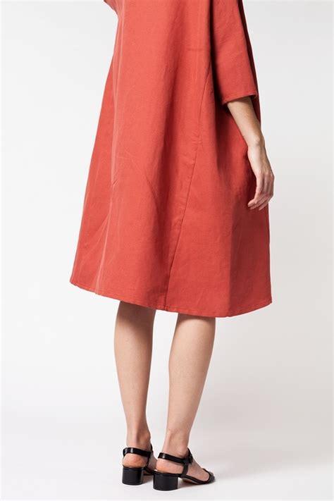 Creatures Of Comfort Sale by Creatures Of Comfort Dress Terracotta Garmentory