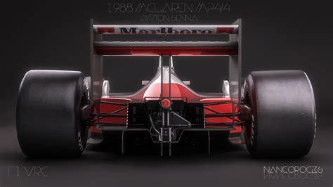 1988 Ayrton Senna F1 Mclaren Mp 4 4 Formula 1 Gp Diecast Replica 1 43 1988 mclaren mp4 4 ayrton senna by nancorocks on