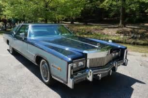 77 Cadillac Eldorado No Reserve 25k Mile 1977 Cadillac Eldorado Bring A Trailer