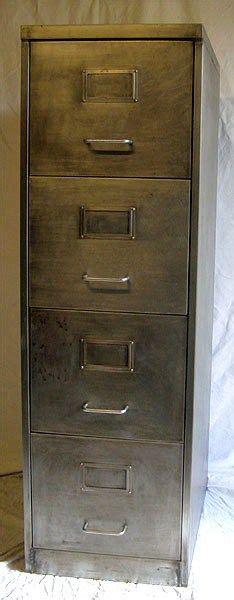 diy industrial file cabinet  bought