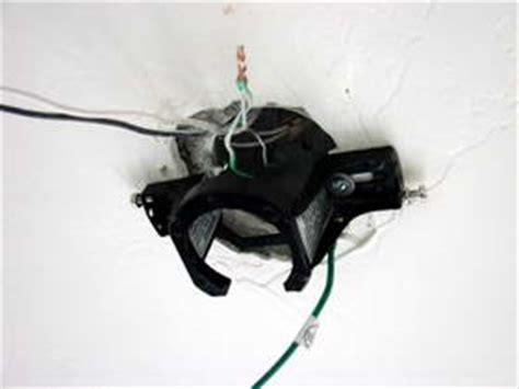 Ceiling Fan Bracket Installation by Install A Ceiling Fan Remote Module