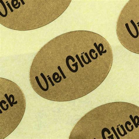 Etiketten Rolle Gold by Aufkleber Viel Gl 252 Ck Gold Etiketten Haftpapier Auf Rolle