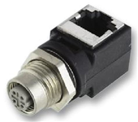 Konektor K 116 Feed Adapter 21033814400 harting connector adaptor m12 4