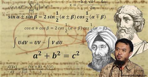 matematika  kehidupan sehari hari