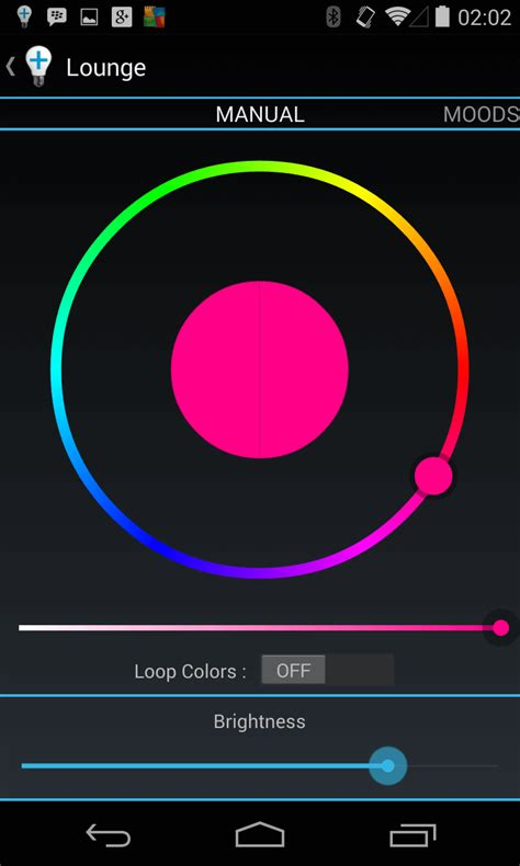 philips hue android apps geek news central