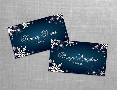 diy name cards template diy printable wedding place name card template 2408992