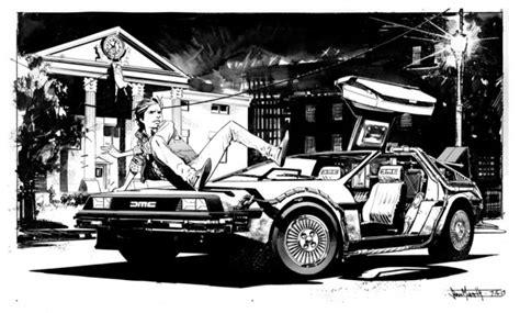Les Coups De Dessins De Sean Murphy Illustrations