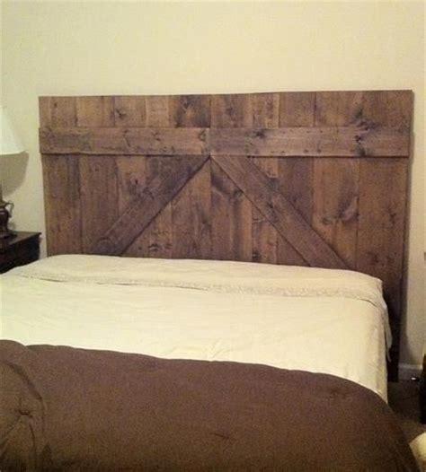 king size door headboard wooden barn door headboard queen size home horse