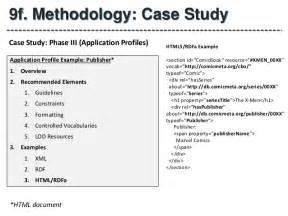 Case Study Methodology Dissertation Thesis Proposal User Application Profiles For Publishing