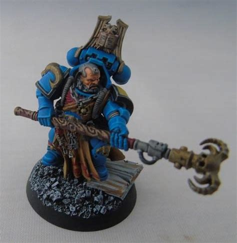 adepus astartes, city, imperial fists, librarian, rubble