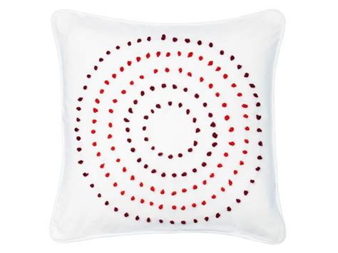 design house knot cushion how to create a french knot hgtv