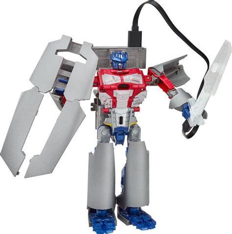 Power Bank Transformer hascon exclusive power bank optimus prime review transformers