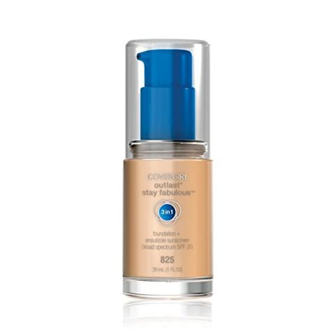 Promo Covergirl Outlast All Day Stay Fabulous Beige 840 covergirl outlast all day stay fabulous 3 in 1 foundation beige 1 oz 11street malaysia