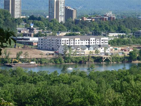 Waterfront Apartments Chattanooga Tn Developer Plans New Condos At Cameron Harbor On