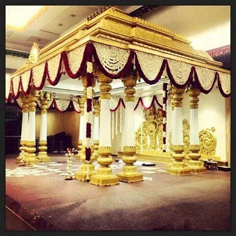 Mandap decor   Mandap decor in 2019   Wedding decorations
