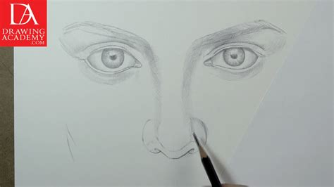 Sketches Meaning by How To Draw Eye Lesson Presented In The Drawing