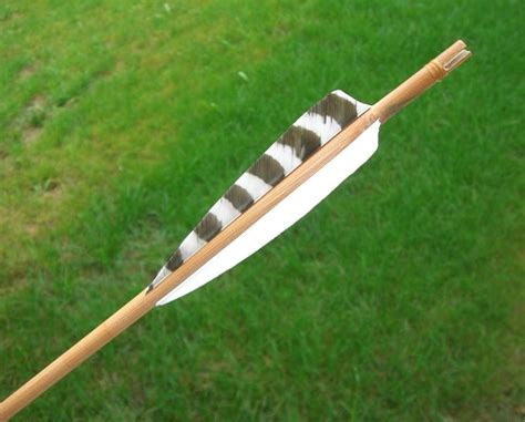 Arrow Kayu Ramin Anak Panah Busur Panahan Tradisional archery equipment arrow voa islam