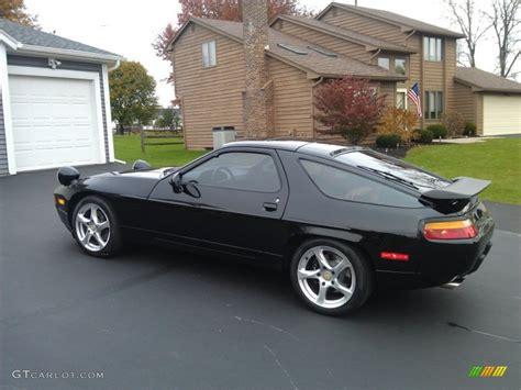 porsche 928 black black 1987 porsche 928 s4 exterior photo 64176349