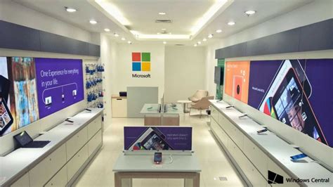 microsoft mobile store microsoft starts transition of nokia branded retail outlet