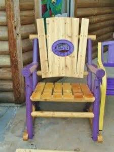 Lsu Patio Chair Cushions 178 Best Rocking Chair Images On