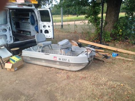 pontoon boat sw buggy 2 man bass buggy for sale
