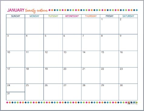 free printable home binder pages calendar template 2016 our home binder a tour with free printables just a