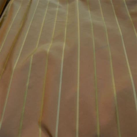 tessuto taffeta tenda a righe taffeta rigato prezzo al