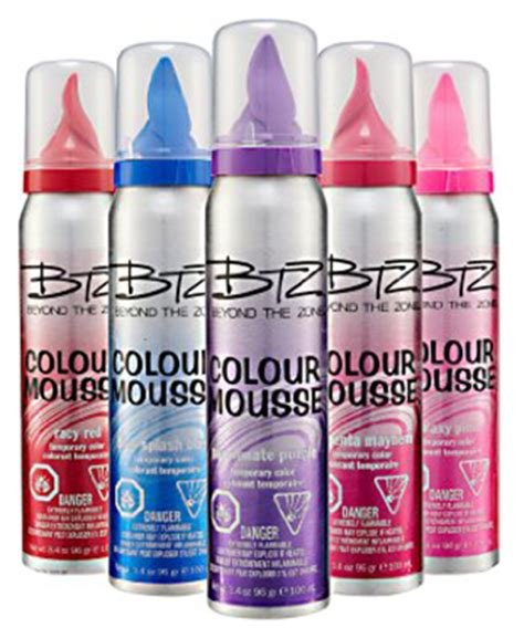 temporary hair color mousse top 20 temporary hair colors