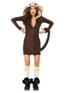halloween costumes monkey cozy monkey costume