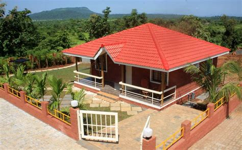 1800 Sq Ft House Plans by Goka Engineering Company Goka Gold Valley Konkan Tamhini