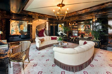 tommy hilfiger home decor iconic central park penthouse at the plaza with lavish