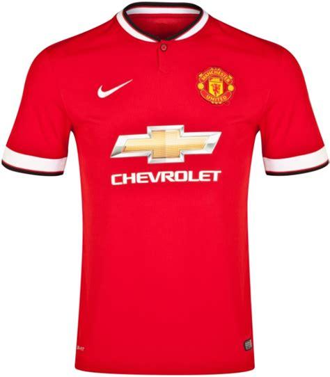 Jersey Mu Manchester Uniter New 20152016 new manchester united kit 14 15 nike utd home jersey 2014 2015 football kit news new