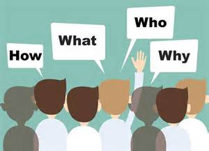 how do i handle questions well when doing presentations