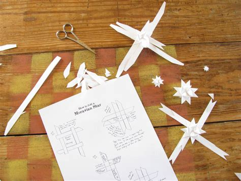 How To Make A Moravian Out Of Paper - how to make a moravian out of paper 28 images how to